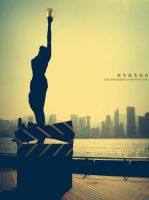 statue. by xxecchangraphy