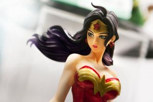 Photograph of Kotobukiya DC Bishoujo Wonder Woman by eastphoto99