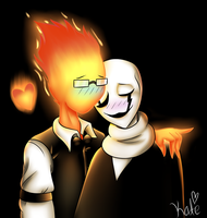 Grillster: Warmth by KATEtheDeath1
