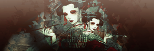 Graphicgeisha by Cindchan