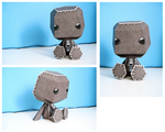 paper sackboy by songkite