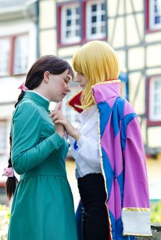 Howls Moving Castle: Howl and Sophie 3 by Green-Makakas