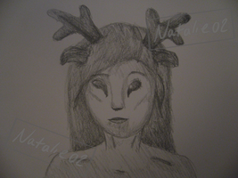Fawn Girl by Natalie02