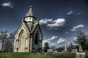 Greenlawn Cemetery by bkueppers