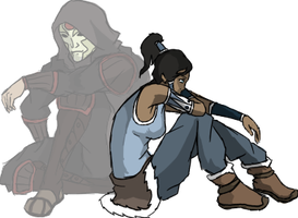 Always On My Mind (10. Dreams) Amon x Korra by DropDeadThenDance