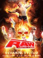 Raw Special 3 Hours by turbodesignz
