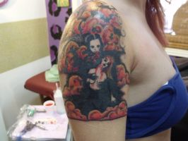 Vamp and clouds redo coverup by IAteAllMyPaste