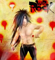 Madara: War rock by Lesya7