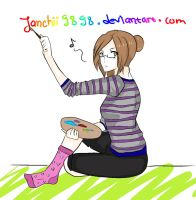Me~ by Janchii9898