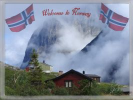Welcome to Norway by khaoze