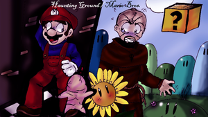 Haunting Ground Mario Mix Up by demoness