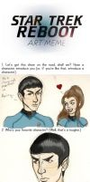 Star Trek Reboot Meme by amiry
