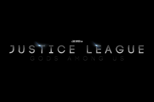 JUSTICE LEAGUE: GODS AMONG US - LOGO by MrSteiners