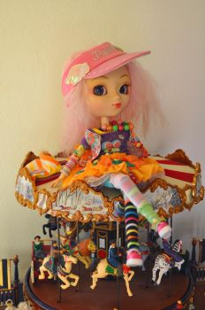Pullip Papin For Adoption 01 by Lady-Delirio