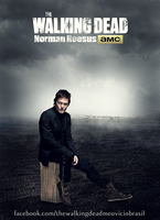 Norman Reedus Poster the walking dead by twdmeuvicio