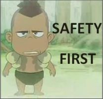 Avatar-Safety First by inspiron1520