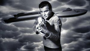 William Shatner Captain Kirk XVIII by Dave-Daring