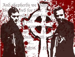 Boondock Saints by Burnell