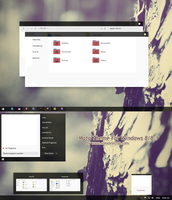 Mata Theme For Windows 8/8.1 by cu88