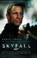 Skyfall Theatrical Poster by DanielCraig1