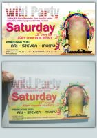 U clubs Flyer by gilang2007