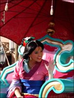 Mulan by Cassiopeeh