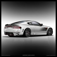 Aston DB9 by MarisDesign
