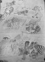 Jungle Book Shere Khans Story IX by WDGHK