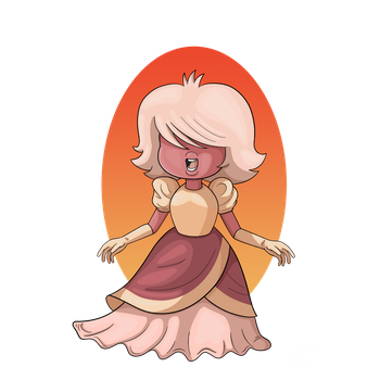 Padparadscha by Millemoo2010
