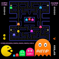 Pacman Icon by aablab