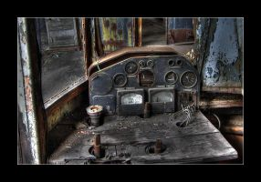 Driver's Cab by 2510620