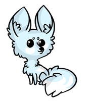 OPEN AUCTION LITTLE FOX (SB 1 POINT) by Violeta-Adopts