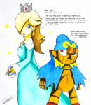 Geno and 'the higher authority' by sendy1992