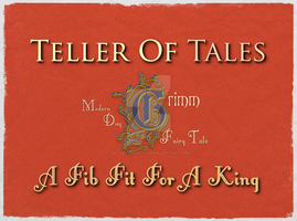 Teller of Tales GRIMM POSTER 2 by Woody-Lindsey-Film