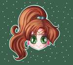 Sailor Jupiter Icon by Saphinel