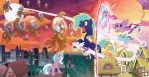 Bronycon Program 2015 MLP32 Spread by TonyFleecs