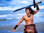Conan the Barbarian Cosplay by Sandman-AC