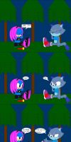 Slender Sally Part 7 by shadevore