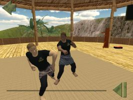 Silat Training Simulator App Screenshot by Jesterman