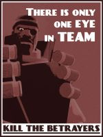 TF2 WAR: One Eye In Team by Shmitz