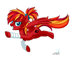 Gift: Fire Strike by iheartjapan789