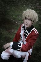 Axis Powers Hetalia American cosplay by boomjoy