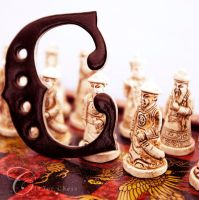C Is For Chess by LoverDgirlA1065
