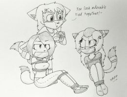 :REQUEST: ''Cute Together'' by FREFER9