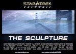 203 The Sculpture Poster by VSFX