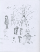 Inari Faux Concept sketches 3 by snowcloud8