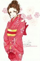 Kimono Time. by emichancanfly