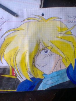Gourry by Andy-punky