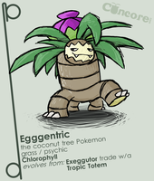 Egggentric by Concore