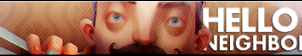 Hello Neighbor Fan Button by TheSitciXD